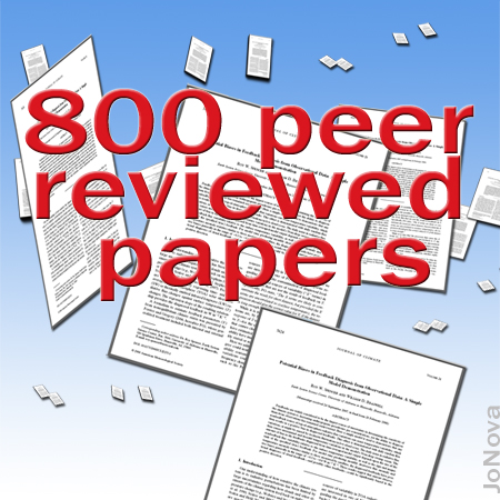 Sceptical Science peer reviewed papers