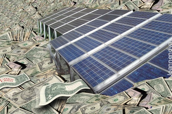 Solar Panels, Subsidies, Cost, Money