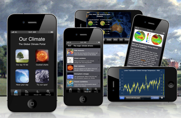 Iphone Our Climate