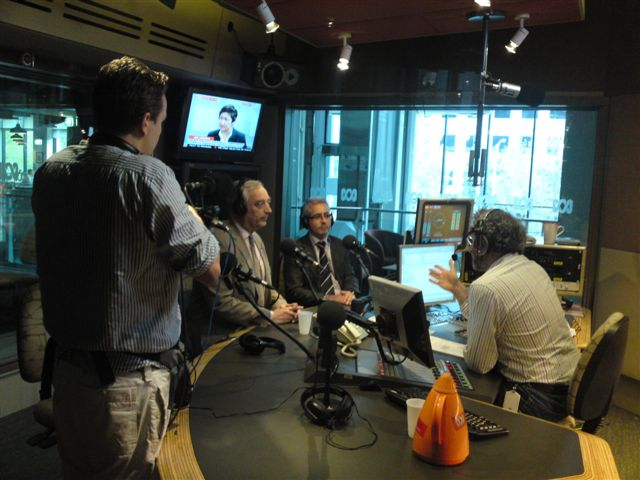 Monckton Jon Faine Interview Melbourne