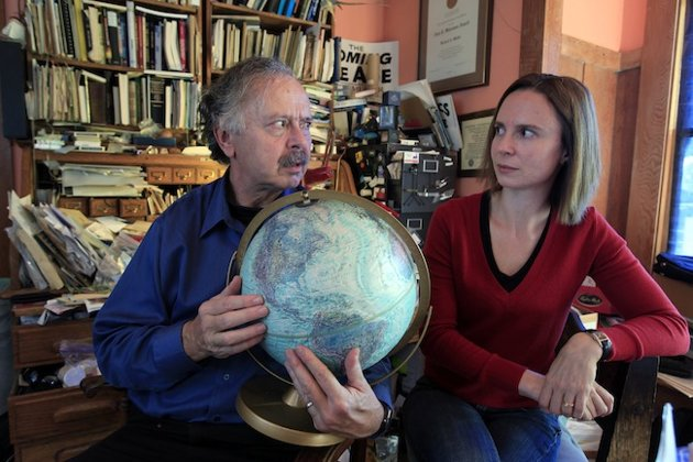 Richard and Elizabeth Muller, BEST project, global temperatures