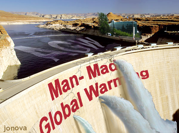 Image: Breaching the media wall against global warming