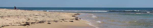 Beach Mandurah, Western Australia