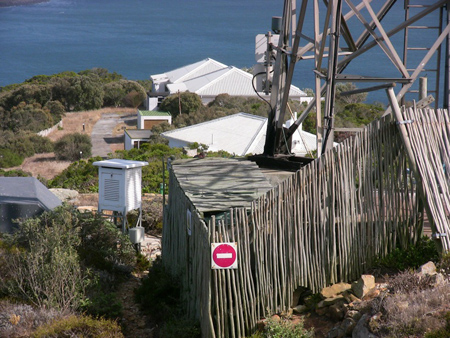 Cape Point Surface Station, South Africa