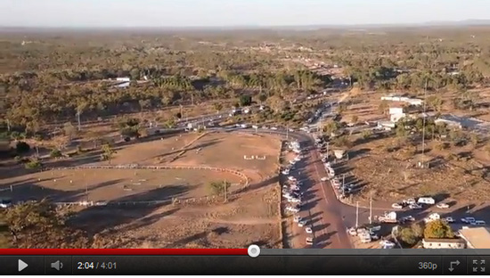 Charters Towers Convoy