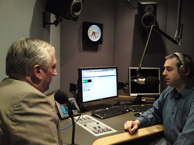 Radio Australia Interview