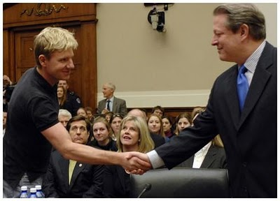 Lomborg: uses irrational name-calling and denies the