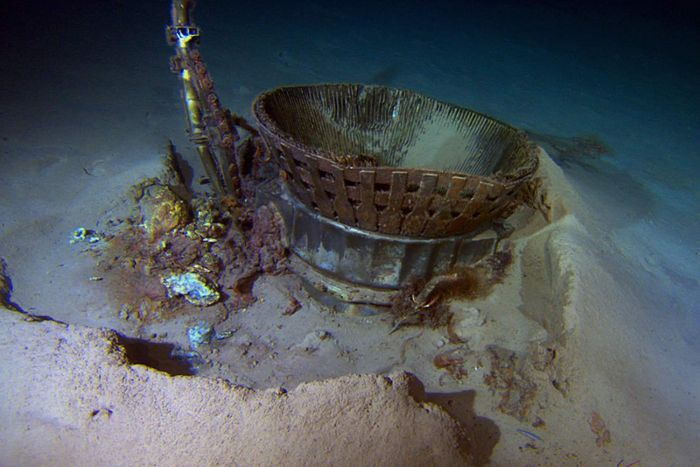 Apollo 11 engines found and recovered from 4km deep « JoNova