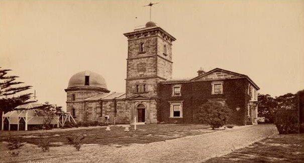 Sydney Observatory 1874