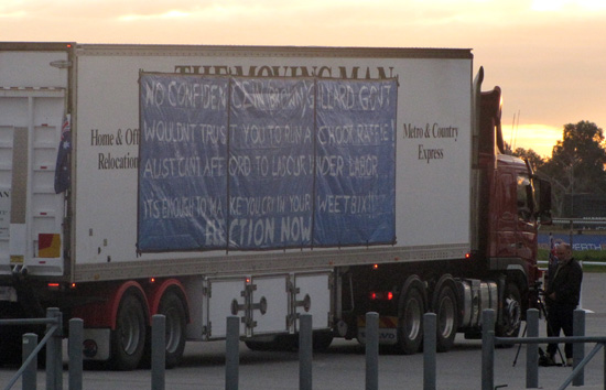 Perth Convoy of No Confidence
