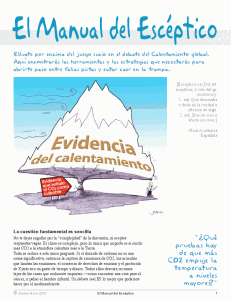 Climate Science in Spanish